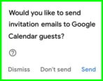 send event invitations email google calendar
