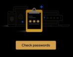 how to use google passwords checkup checker