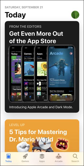 ios13 force app updates