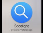 setup configure spotlight search mac macos x - block ignore folders