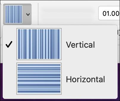 microsoft powerpoint 2019 mac -  transition options