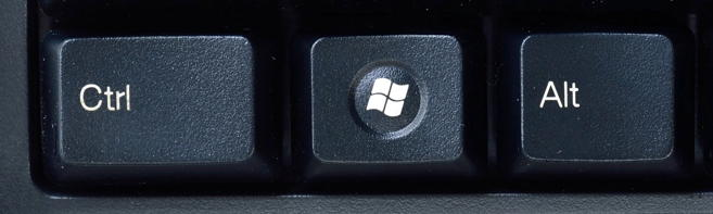 windows key keyboard