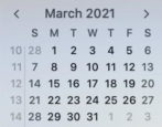 date math calculate in future