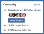 how to invite friends facebook business personal page