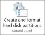 how to format windows win10 external usb flash thumb drive disk