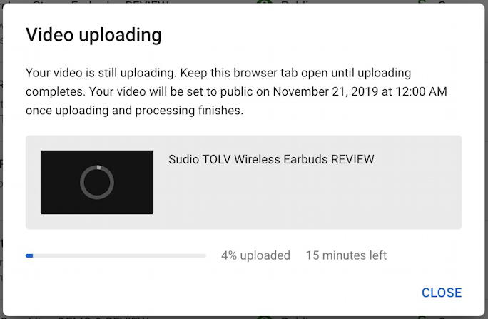 youtube video uploader - how to schedule - scheduled video uploading