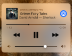 iphone ios13 music controls itunes shortcuts