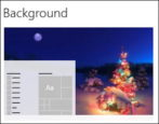 windows 10 christmas festive holiday lights free download desktop wallpaper
