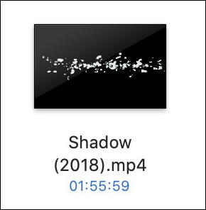 mac file icon - more info - mp4 duration length movie