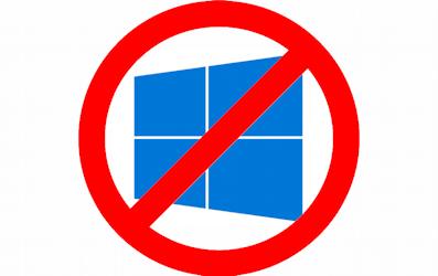no windows logo