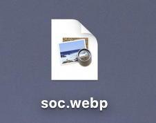 webp image icon