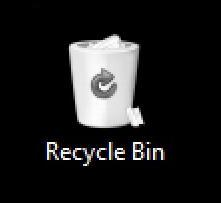 windows 10 win10 new replacement better recycle bin trashcan trash bin icon
