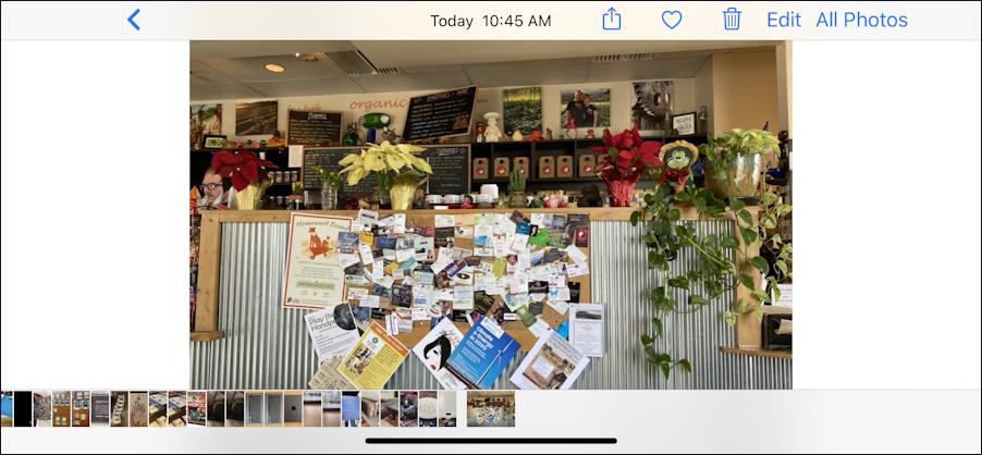 iphone mac airdrop - photos app iphone