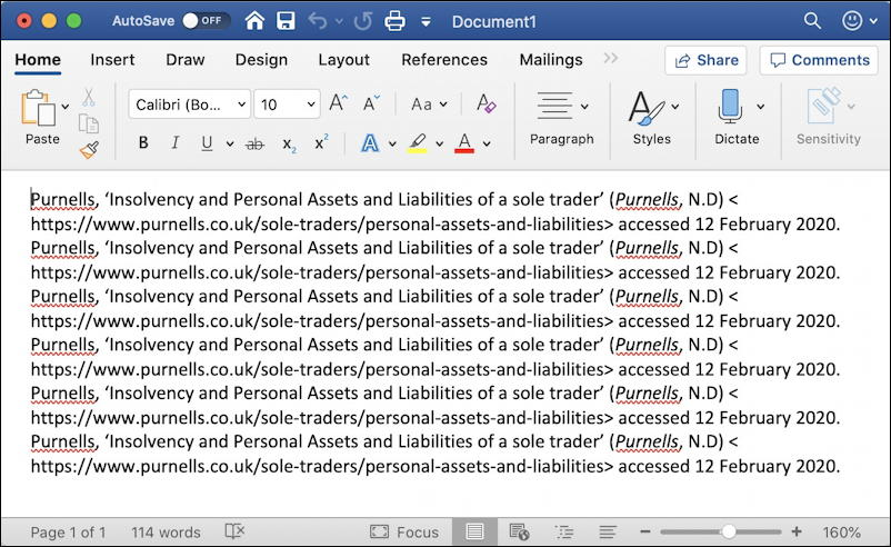 microsoft word mac - restore repair recover text - repaired