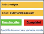 how unsubscribe scam spam works online security