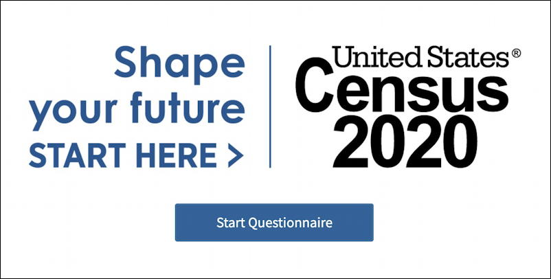 shape your future - us census 2020