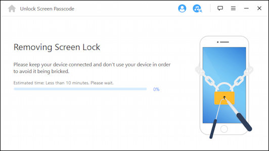 lockwiper iphone unlock app help utility - working