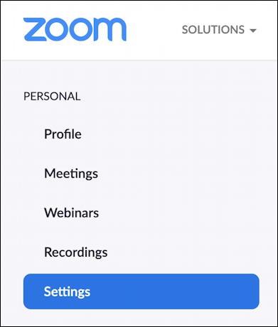zoom avoid zoombombing - settings privacy