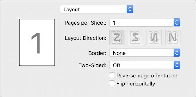 microsoft windows for mac - printing - duplex 2-sided printout