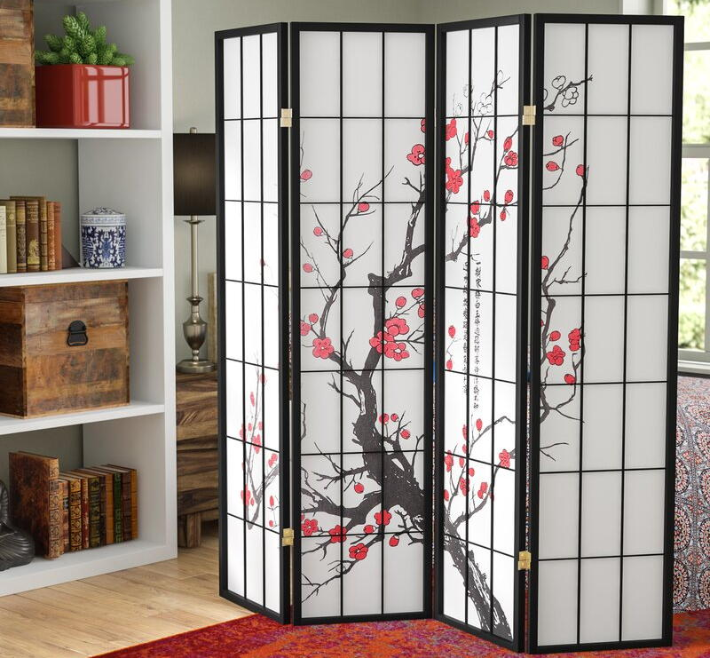 attractive room divider screen from wayfair.com