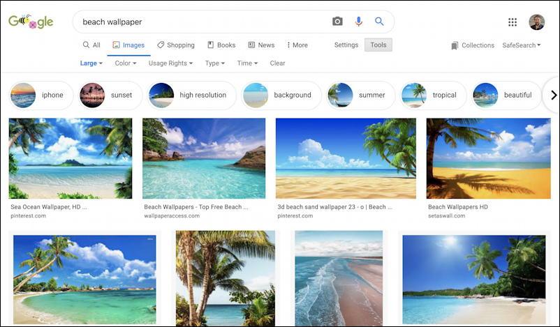 skype on mac - skype settings preferences video audio - google image search tropical beach