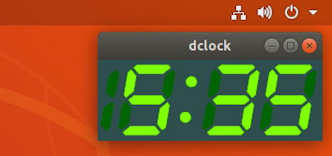 ubuntu linux - wrong time timezone - dclock