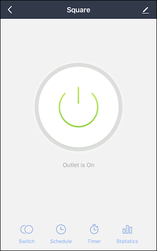 topgreener smartplug control rename