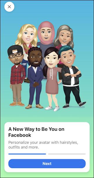facebook create avatar - creation tool fb avatars animoji