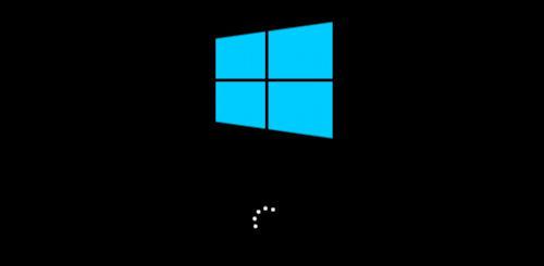 rebooting windows 10