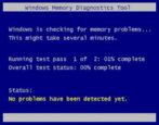 how to run windows 10 win10 ram memory diagnostics tool utility