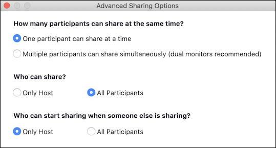 zoom app mac - advanced screen sharing settings