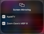 how to screen share mirror zoom mac iphone ipad ios meeting video