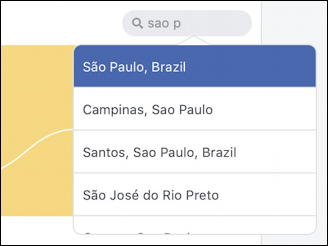 facebook weather search sao paolo brazil
