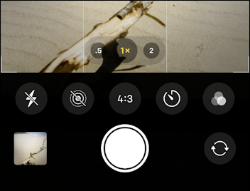 iphone ios 13 extended camera controls