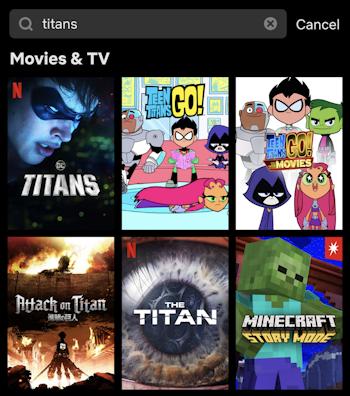 netflix global titans dc tv series vpn