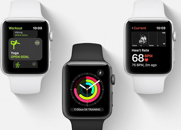 apple watch series 3 3rd generation