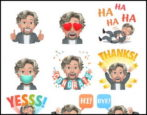 use facebook avatar sticker fun comment