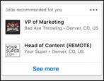 disable control job jobs notifications linkedin feed newsfeed
