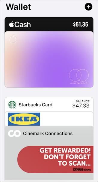 apple iphone ipad ios wallet app