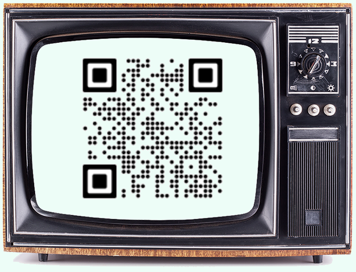 askdavetaylor on youtube qr code in tv
