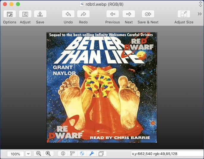 red dwarf - webp - opened on mac
