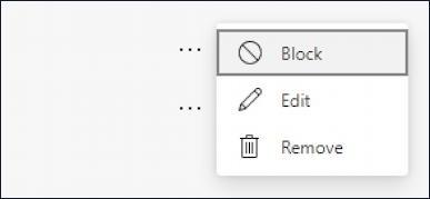 microsoft edge - notifications - allow block