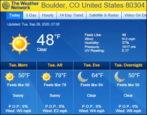 weather temperature on taskbar icon app - windows 10 win10 weathereye