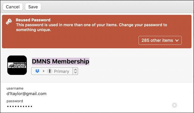 1password - generate more secure password - 1