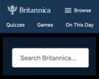 reverse engineer britannica.com search box links url