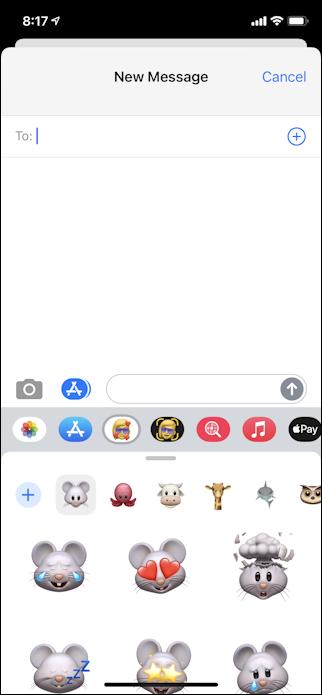 iphone create memoji - defaults