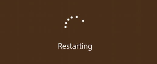 microsoft windows 10 win10 restarting