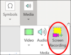 windows screen recording with powerpoint how to