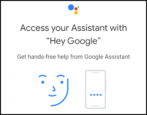 how to enable hey google assistant android phone tablet