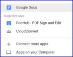 ocr google docs drive - convert photo to text